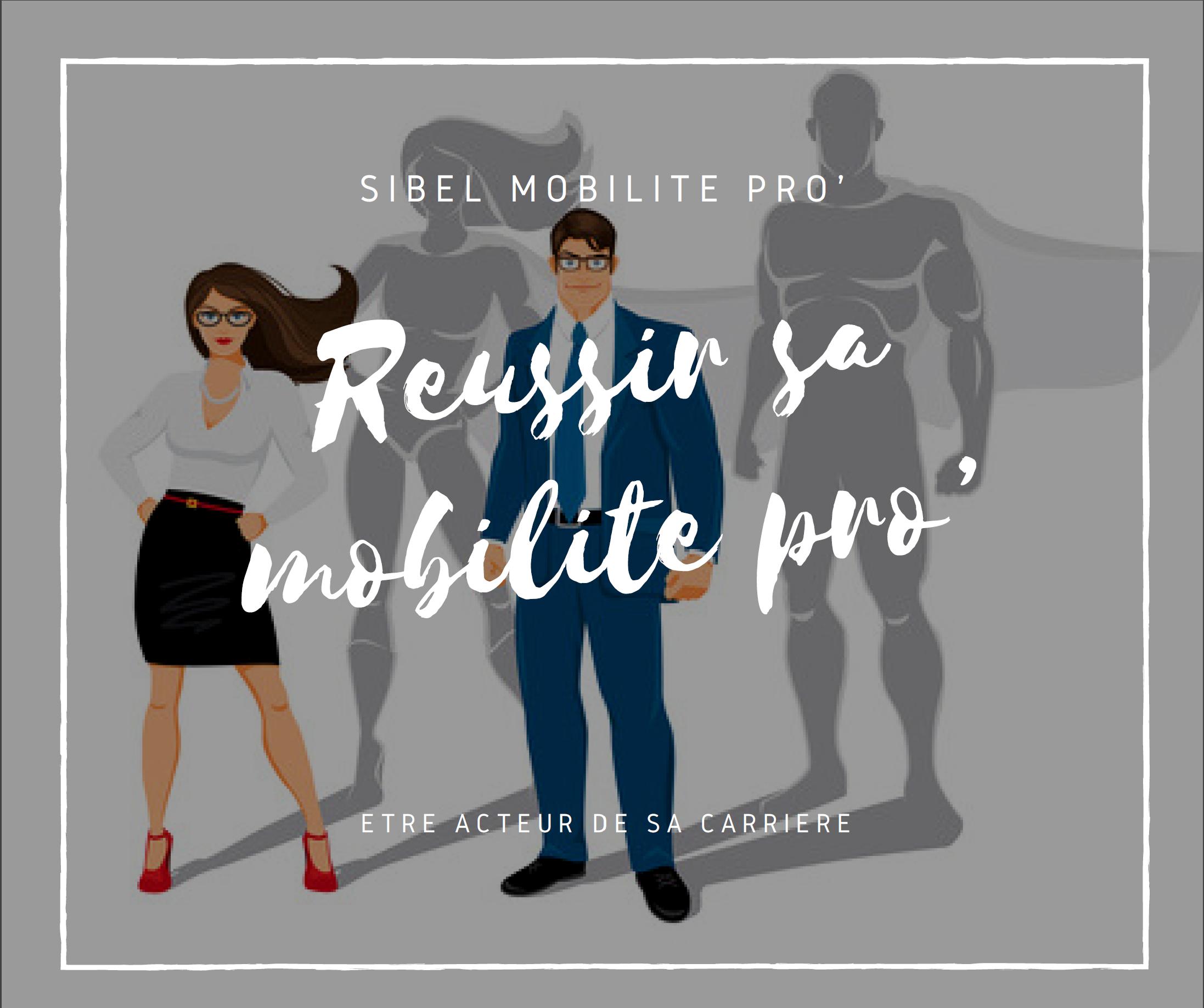Réussir sa mobilité Professionnelle - Sibel Mobilité Pro'